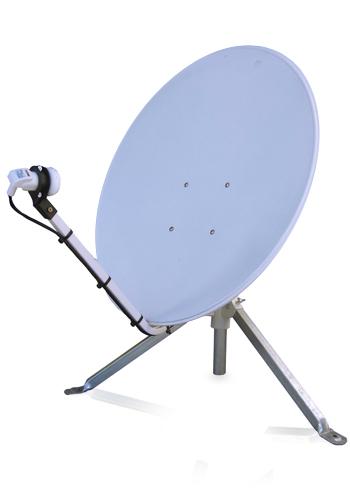 TravelSat SP75 Mobile PayTV Satellite Kit (LITE)